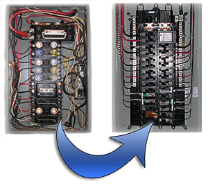 Electric Panel Upgrade Service in Mesa AZ